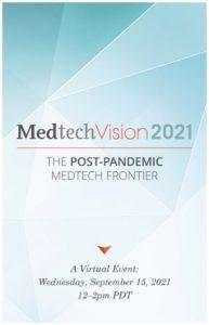 MedtechVision 2021 Poster